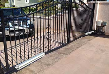 New Gate Installation Project | Gate Repair Escondido, CA